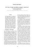 """Báo cáo khoa học: """"Parsing Arabic Dialects"""""""