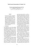 "Báo cáo khoa học: ""Multi-Document Summarization of Evaluative Text"""