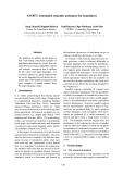 "Báo cáo khoa học: ""Automated semantic assistance for translators"""