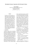 """Báo cáo khoa học: """"Discriminative Sentence Compression with Soft Syntactic Evidence"""""""