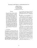 """Báo cáo khoa học: """"Homonymy and Polysemy in Information Retrieval"""""""
