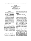 "Báo cáo khoa học: ""Negative Polarity Licensing at the Syntax-Semantics Interface"""