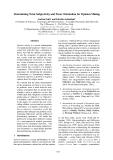 "Báo cáo khoa học: ""Determining Term Subjectivity and Term Orientation for Opinion Mining"""