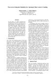 "Báo cáo khoa học: ""Text-to-text Semantic Similarity for Automatic Short Answer Grading"""