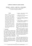 """Báo cáo khoa học: """"A platform for collaborative semantic annotation"""""""