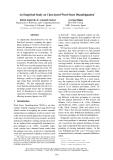"Báo cáo khoa học: ""An Empirical Study on Class-based Word Sense Disambiguation"""