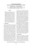 "Báo cáo khoa học: ""Text Summarization Model based on Maximum Coverage Problem and its Variant"""
