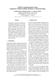 "Báo cáo khoa học: ""a Summarization System Integration of Opinion Mining Techniques to Summarize Blogs"""