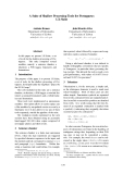 "Báo cáo khoa học: ""A Suite of Shallow Processing Tools for Portuguese: LX-Suite"""
