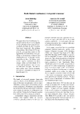 "Báo cáo khoa học: ""Multi-Modal Combinatory Categorial Grammar"""