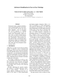"""Báo cáo khoa học: """"Addressee Identification in Face-to-Face Meetings"""""""