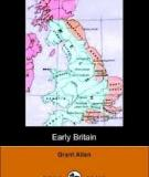 Early Britain Anglo-Saxon Britain