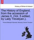The History of England from the Accession of James II, Vol. 5