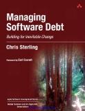 anaging Software Debt: Building for Inevitable Change