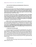 Dự án nuôi tôm trên địa bàn huyện Đức Huệ-Tỉnh Long An