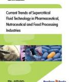 Supercritical Fluid Extraction Technology  in  Food Processing