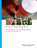 Instrumentation in the brewing industry Automation of the brewing process