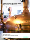 How can small breweries make  big strides in efficiency?