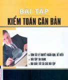 Bài tập Kiểm toán căn bản - ThS Phan Thanh Hải