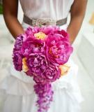Chọn hoa cưới phù hợp vóc dáng cô dâu