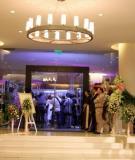 5 điều cần lưu ý khi chọn địa điểm đãi tiệc cưới