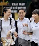 Đề thi thử đại học môn tiếng anh khối D năm 2013 - Mã đề 216