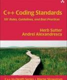 C++ Coding Standard Specification