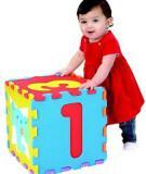 10 Trò chơi cho năm đầu đời của bé yêu