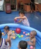 Học qua các trò chơi với nước