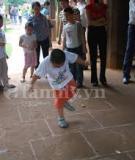 Khơi dậy trò chơi dân gian cho trẻ em
