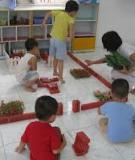 Vai trò của trò chơi với trẻ em.