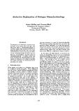 "Báo cáo khoa học: ""Abductive Explanation of Dialogue Misunderstandings"""