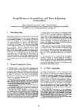 """Báo cáo khoa học: """"Long-Distance Scrambling and Tree Adjoining Grammars"""""""