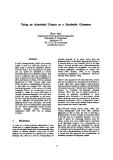 "Báo cáo khoa học: ""Using an Annotated Corpus as a Stochastic Grammar"""