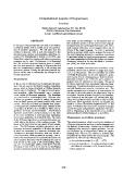 "Báo cáo khoa học: ""Computational Aspects of M-grammars"""