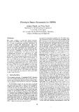 "Báo cáo khoa học: ""Principle Based Semantics for HPSG"""