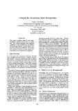 "Báo cáo khoa học: ""Criteria for Measuring Term Recognition"""