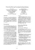 "Báo cáo khoa học: ""Generating Referring Expressions Involving Relations"""