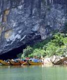 Động Phong Nha di sản thế giới , Vườn quốc gia Phong Nha - Kẻ Bàng