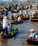 Chợ nổi Cái Răng - Phong Ðiền - Tỉnh Cần Thơ