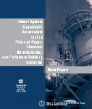 Steam System Opportunity Assessment for the Pulp and Paper, Chemical Manufacturing, and Petroleum Refining Industries