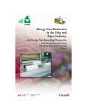 Energy Cost Reduction in the Pulp and Paper Industry – An Energy Benchmarking Perspective