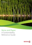 Xerox and Paper: A Sustainability   Reference Guide