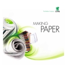 THE BIOFORE COMPANY MAKING PAPER