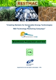 """Creating Markets for Renewable Energy Technologies  EU  RES Technology Marketing Campaign"""