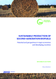 SuStainable Production of Second-Generation biofuelS