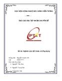 Đề tài: Nghiên cứu QR Code và Ứng dụng