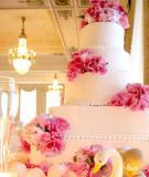 Đám cưới Hồng dễ thương kinh điển