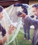 Quay phim cưới, tự làm hay nhờ đến chuyên gia?