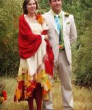 Có thể tự làm váy cưới được không?